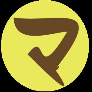 マツタケ喫茶店ロゴ